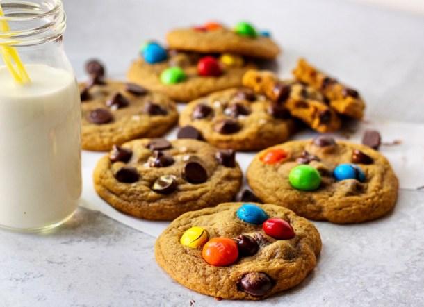 muscovado cookies