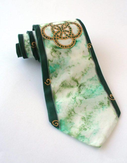 Irish tie