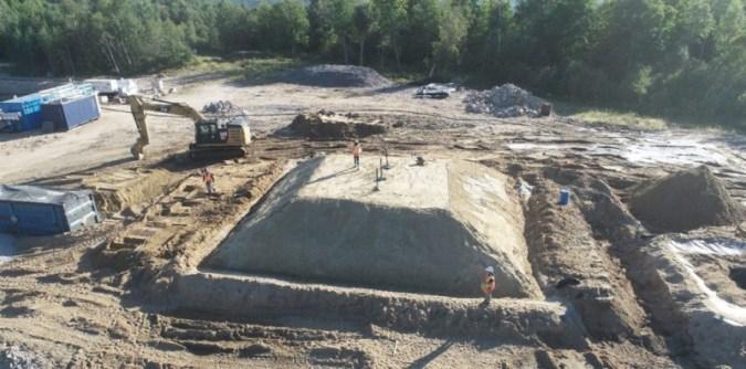Nouveau Monde, 퀘벡 정부 승인을 받아 서부 세계에서 가장 큰 흑연 광산이 될 것을 건설하는 주요 이정표 달성