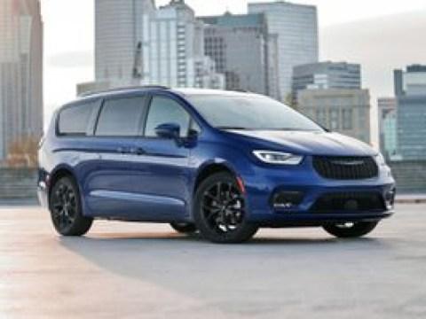 새로운 Mopar 상품으로 2021 Chrysler Pacifica를 강화하십시오