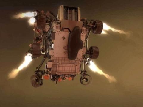 NASA가 화성 인내 로버 착륙의 스릴을 공유하도록 초대합니다