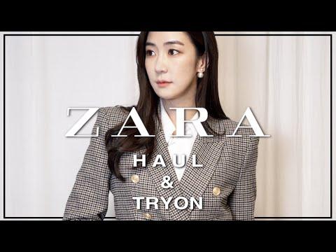 Zara 2021 New Howl | 我爱你Newtro❤|  2021 SS ZARA最新拖拉并试穿
