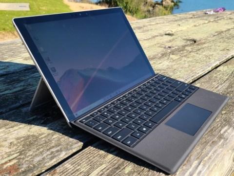 Microsoft Surface Pro 7+ 리뷰 : 그래픽 성능의 큰 도약