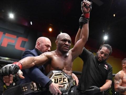 UFC 258 여파 : Kamaru Usman이 자신의 유산을 구축하고 나중에 조르주 생 피에르 비교를 저장하도록합니다.
