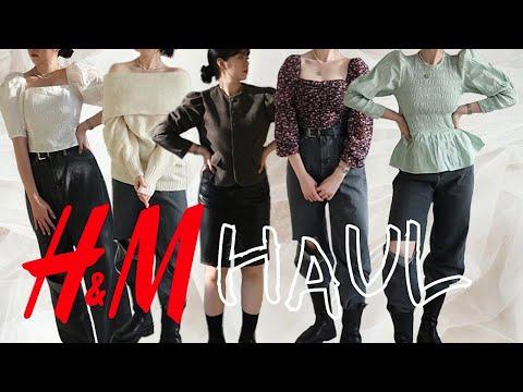 H&M Shin Sang Howl    Zara next door, mouth-watering ham h&m Kuankuruk restaurant (blouse, knitwear, skirt)