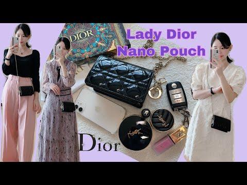 Dior Nano Pouch