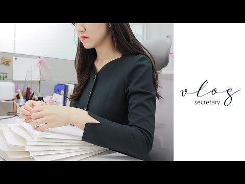 Vlog, secretary for office workers    Office look one piece, meat party after work, delicious fried rice, self gel nail vlog