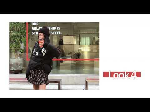 [La Girl TV] 2021 new lookbook best9 introduction video