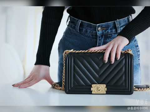 【Hong Kong Scarecrow】 Chanel High Quality New Boy Bag Update