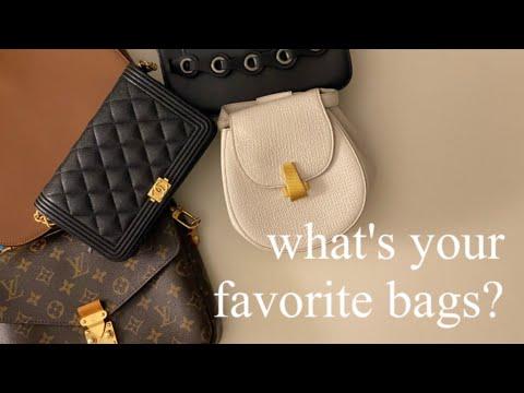 箱包👜| 从我的钱中介绍我最喜欢的包…..💛(ft。Chanel,Louis Vuitton,Bottega Veneta,Decke,Charles&Kiss)
