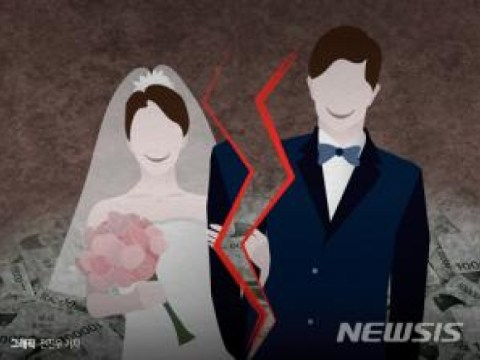 Tuntutan perceraian kedua Ketua KCC Chung Mong-ik …