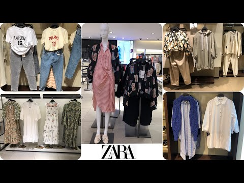ZARA NEW COLLECTION FEBRUARY 2021 |  New In Spring 2021
