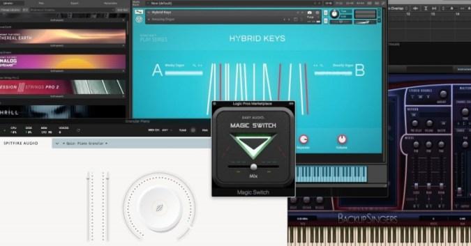Logic Pros Marketplace : 녹음 장비에 활력을 불어 넣는 새롭고 할인 된 무료 크리에이티브 도구
