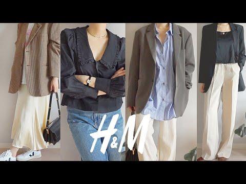 H&M Howl    Весна новинка рекомендуется / не рекомендуется 💚 Куртка, слаксы, джинсовая ткань, юбка, трикотаж H&M 2021 SPRING HAUL