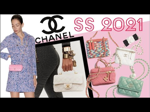 CHANEL SS 2021 Collection Review & UNBOXING |  Chanel Unboxing & New Reviews