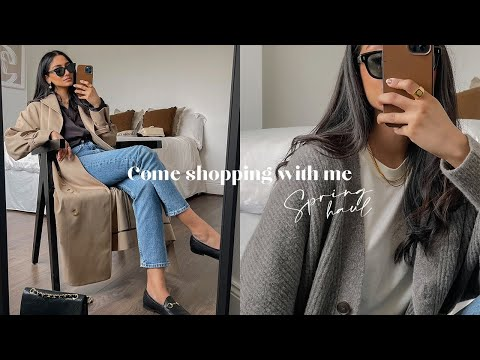 COME SHOP WITH ME ONLINE FOR SPRING | LOOKBOOK, & OTHER STORIES, ARKET