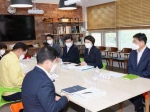 Mahasiswa Departemen Akuntansi Pajak Universitas Yonseong, Peluang Praktek Administrasi Pajak di Balai Kota Anyang