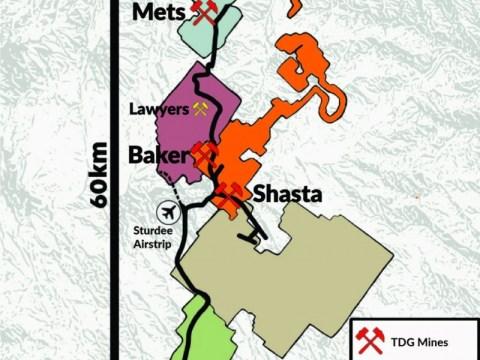 브리티시 컬럼비아의 떠오르는 Toodoggone 지역은 광물 탐험가를 유혹합니다
