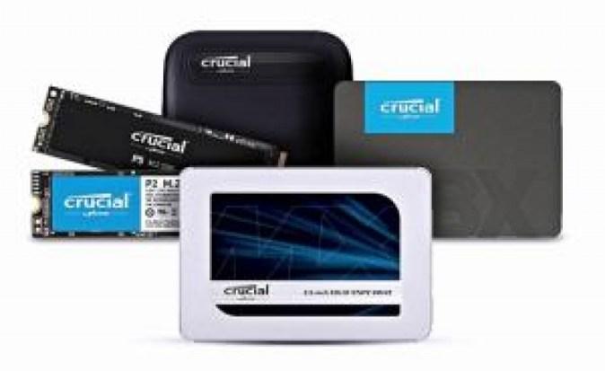 """Micron Crucial meluncurkan slogan """"Harus Memiliki MASTER SSD"""" untuk memacu peningkatan fisik"""