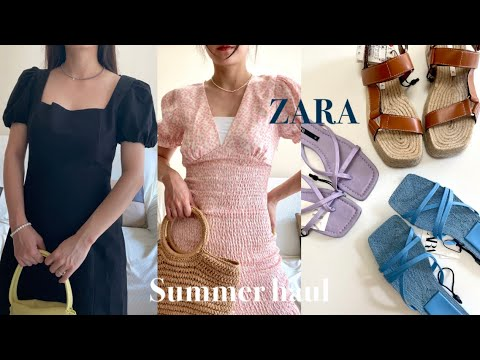 Zara Howl   Zara Sale Preview   Try on holiday and vacation looks with Zara's new summer outfit   Zara One Piece Recommendation
