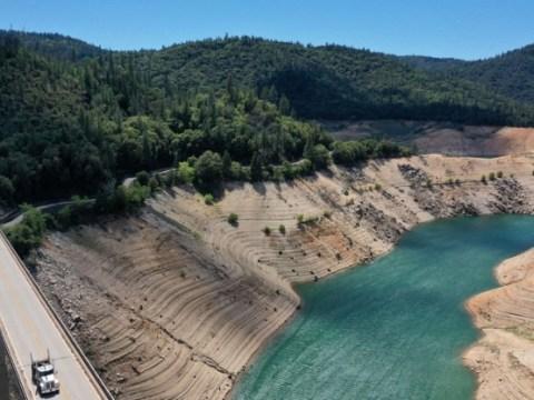 사진 : 캘리포니아의 증가하는 가뭄 재해