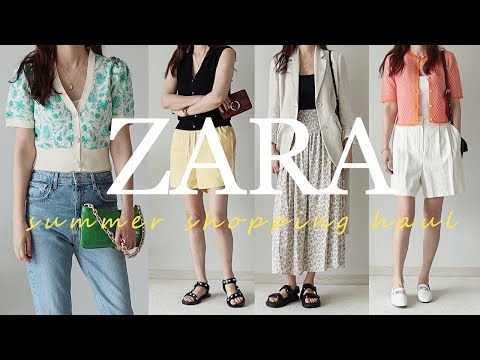 ✨2021 Summer Zara Howl/🎉 The last howl before the upcoming Zara sale~!!/zara/Fashion Howl/Summer Daily Lookbook!!