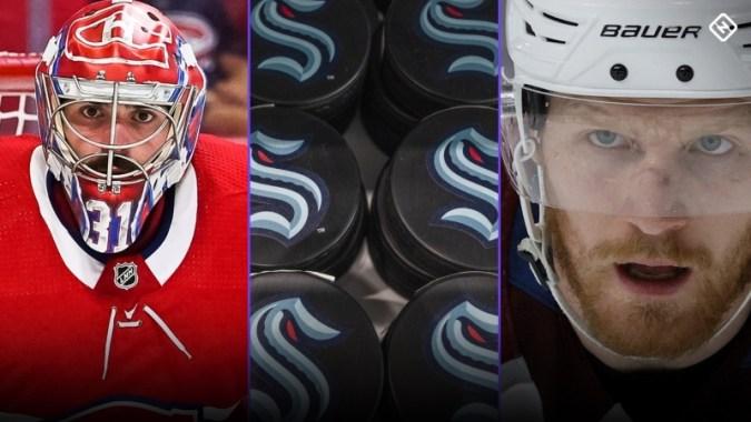 NHL 확장 드래프트 2021: 시애틀 크라켄에서 사용할 수 있는 전체 선수 목록
