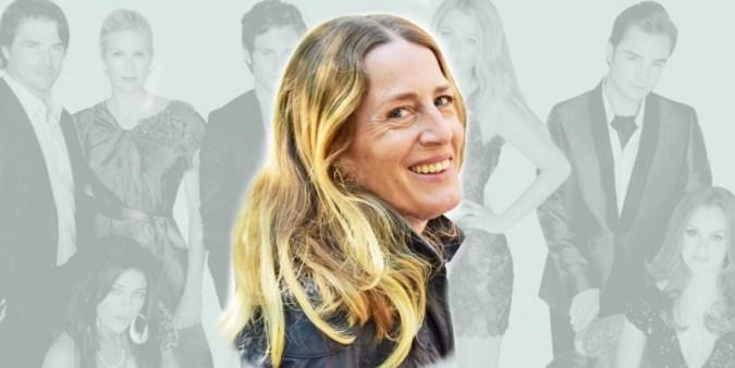 Cecily Von Ziegesar ดีใจกับ  2.0 ตัวละคร 'Give a Sh*t'