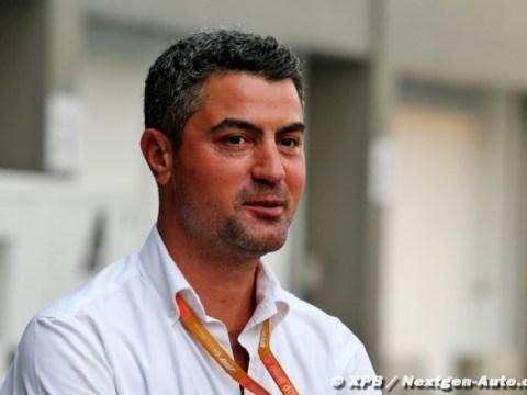Masi félicite la FIA 푸어 라 테뉴 데 프리미어 예선 스프린트