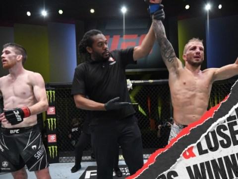 UFC 베가스 32: 샌드하겐 대 딜라쇼