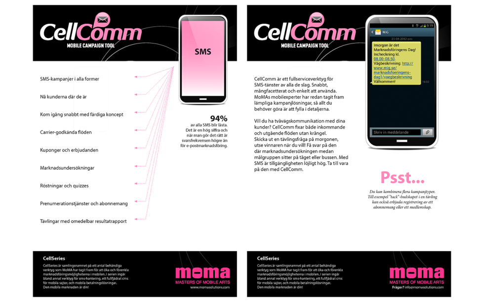 Brochure-cellcomm