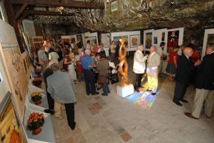 Exposition à la Chapelle Saint-Adrien de Belbeuf