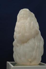 sculpture d'Elie - Prophète - Dominique Rivaux