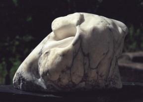 eau - mains - sculpture de Dominique Rivaux