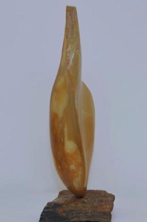 l'aurore sculpture de Dominique Rivaux - flemme