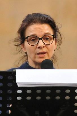 Juliette BINOCHE - Festival d'Art Sacré de SENLIS - Avril 2019