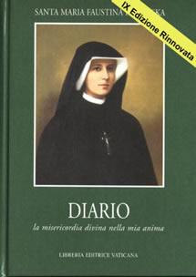 Diario della Divina Misericordia di Santa Faustina Kowalska