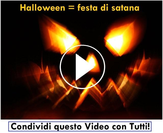video intervista: halloween festa satanica