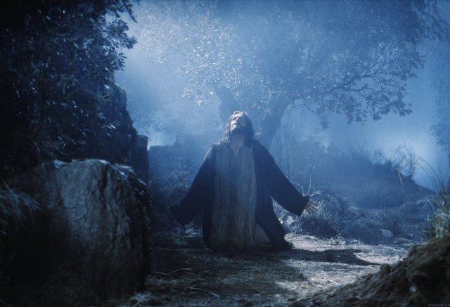 Gesù nel getsemani preghiera e promesse
