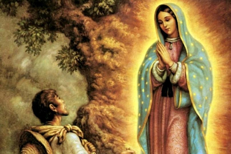 Consacrazione alla Vergine Immacolata di Guadalupe