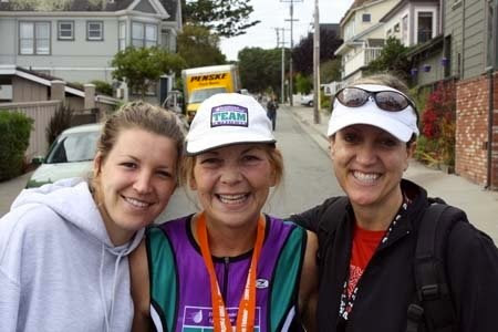 Colin's Daugther, Colin, Coach Jill Kruger Zimlich