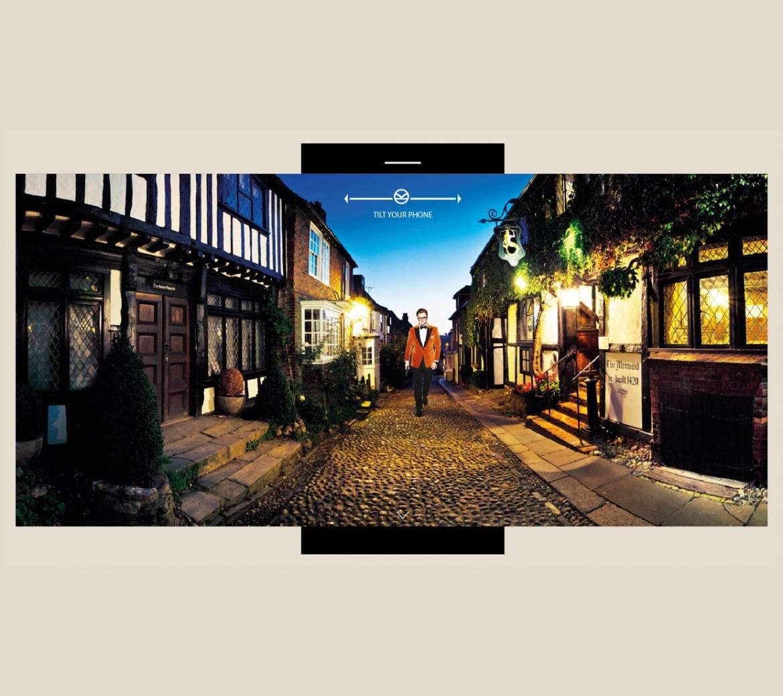 Visit Great Britain Kingsman Website Page Mobile-3