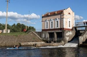 река Молчадь