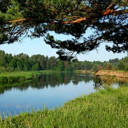 Водный поход по рекам Нарочанка и Вилия 16-18 сентября