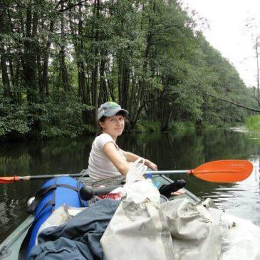 Водный поход по Узлянке и Нарочанке 13-15 мая