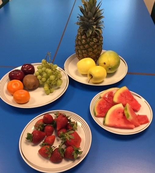Fruity Friday 1