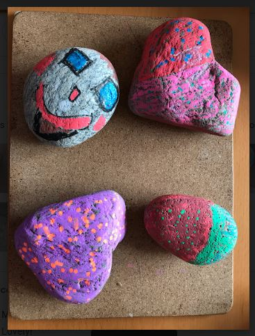 Painted Stones 2