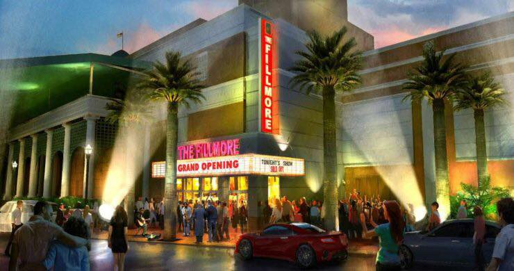 Live Nation Set to Open Filmore New Orleans for Early 2019