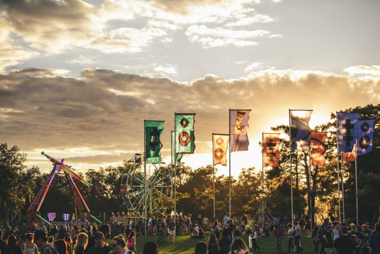 The Ultimate Voodoo Giveaway From Lyft, River Beats, and Festival Squad