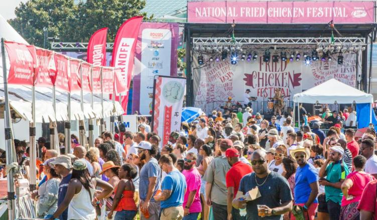 It's Fried Chicken Festival Time! Check Out What's on the Menu for 2018